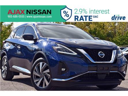 2019 Nissan Murano SL (Stk: U833A) in Ajax - Image 1 of 37