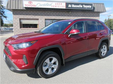 2019 Toyota RAV4 LE (Stk: U7475) in Peterborough - Image 1 of 19
