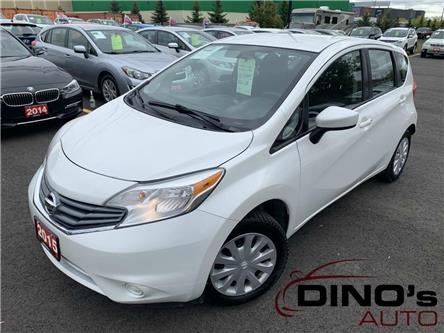 2015 Nissan Versa Note  (Stk: 394787) in Orleans - Image 1 of 21
