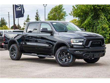 2020 RAM 1500 Rebel (Stk: 33346D) in Barrie - Image 1 of 30