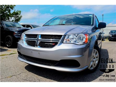 2016 Dodge Grand Caravan SE/SXT (Stk: 78711) in St. Thomas - Image 1 of 30
