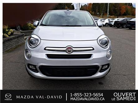 2016 Fiat 500X Lounge (Stk: 20004A) in Val-David - Image 2 of 26