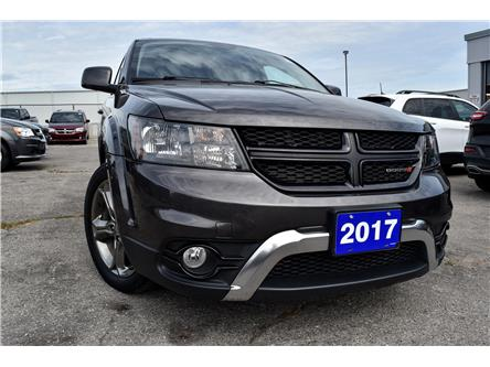 2017 Dodge Journey Crossroad (Stk: 85078) in St. Thomas - Image 1 of 30