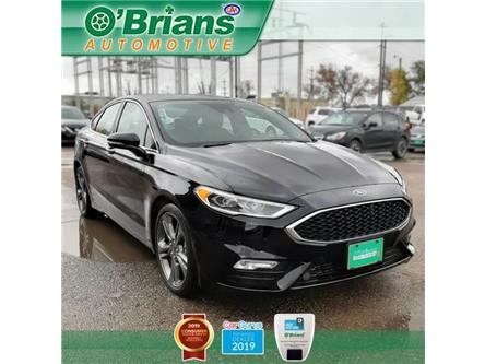 2017 Ford Fusion V6 Sport (Stk: 12904A) in Saskatoon - Image 1 of 21