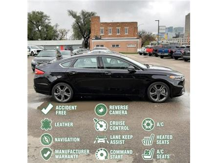 2017 Ford Fusion V6 Sport (Stk: 12904A) in Saskatoon - Image 2 of 21