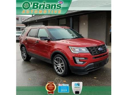 2017 Ford Explorer Sport (Stk: 12879A) in Saskatoon - Image 1 of 21