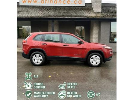 2017 Jeep Cherokee Sport (Stk: 12805B) in Saskatoon - Image 2 of 18