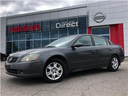 2005 Nissan Altima 3.5 | AS IS (Stk: N4067B) in Mississauga - Image 1 of 16