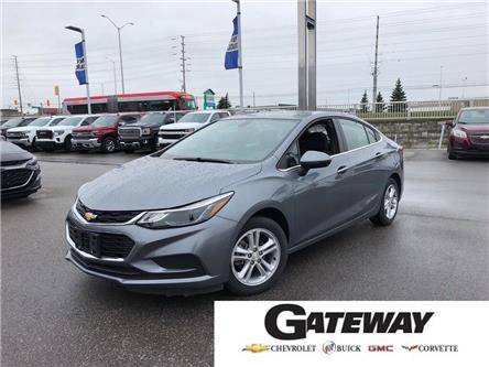 2018 Chevrolet Cruze LT||BACKUP CAM|ALLOYS|BLUETOOTH| (Stk: PW18605) in BRAMPTON - Image 1 of 30