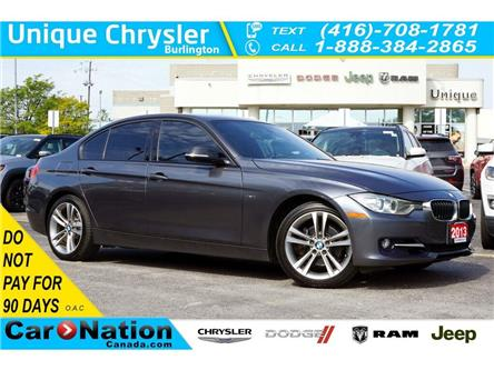 2013 BMW 328 i xDrive| SPORTLINE| PREMIUM PKG| NAV| BMW APPS (Stk: K712B) in Burlington - Image 1 of 50