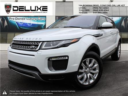 2016 Land Rover Range Rover Evoque SE (Stk: D0659) in Concord - Image 1 of 24