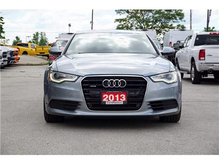 2013 Audi A6 3.0T| QUATTRO| NAV| AUDI DRIVE SELECT| PARK AID (Stk: K471A) in Burlington - Image 2 of 49