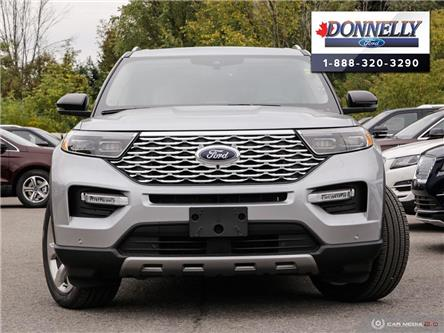2020 Ford Explorer Platinum (Stk: DT38) in Ottawa - Image 2 of 27