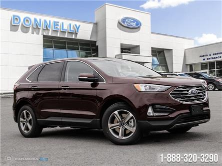 2019 Ford Edge SEL (Stk: DS1742) in Ottawa - Image 1 of 27