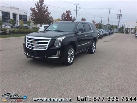 2019 Cadillac Escalade Platinum (Stk: 346523) in BOLTON - Image 1 of 11