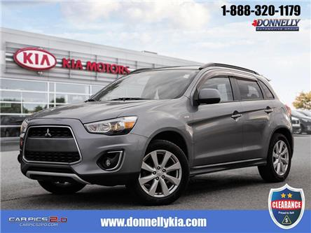 2015 Mitsubishi RVR GT (Stk: MS25A) in Kanata - Image 1 of 27