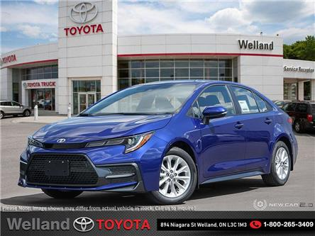 2020 Toyota Corolla SE (Stk: COR6848) in Welland - Image 1 of 24