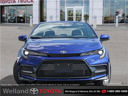 2020 Toyota Corolla SE (Stk: COR6848) in Welland - Image 2 of 24