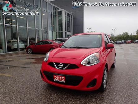 2015 Nissan Micra S (Stk: 41253A) in Newmarket - Image 1 of 30