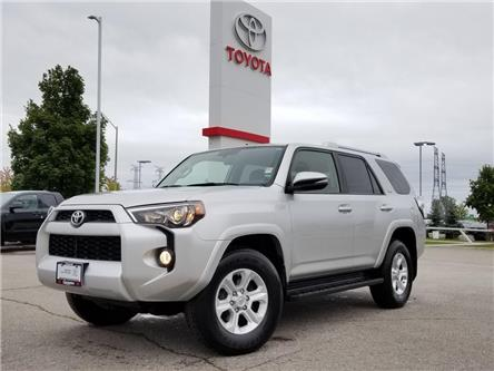 2016 Toyota 4Runner SR5 (Stk: P2343) in Bowmanville - Image 1 of 10