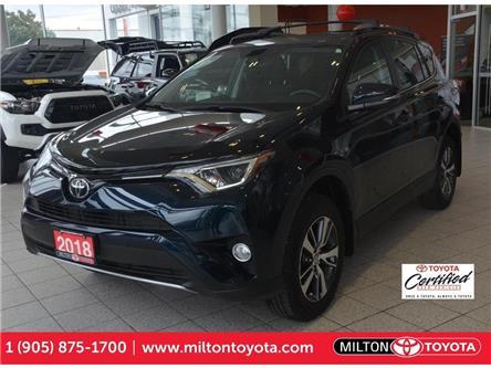2018 Toyota RAV4  (Stk: 469927B) in Milton - Image 1 of 39