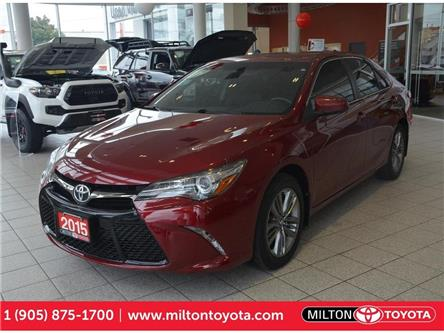 2015 Toyota Camry  (Stk: 891982) in Milton - Image 1 of 36