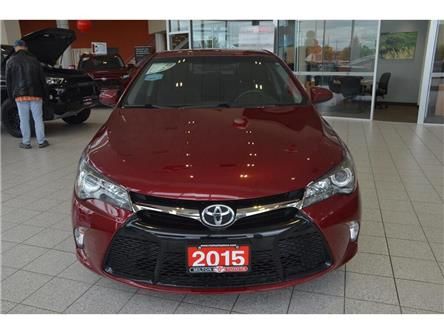 2015 Toyota Camry  (Stk: 891982) in Milton - Image 2 of 36