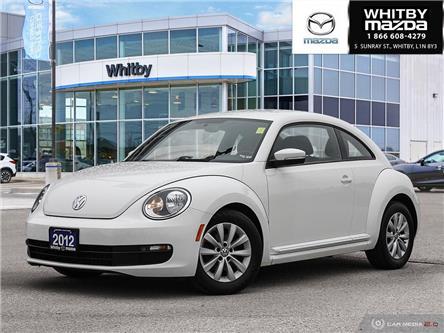 2012 Volkswagen Beetle 2.5L Comfortline (Stk: 190085A) in Whitby - Image 1 of 27