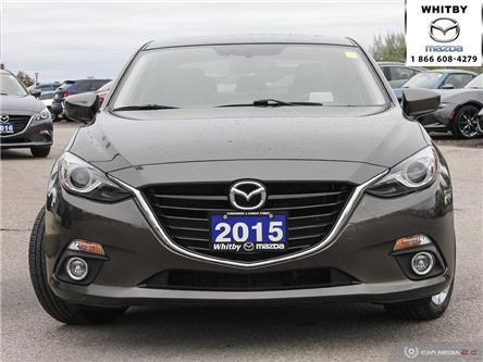 2015 Mazda Mazda3 GT (Stk: 190452A) in Whitby - Image 2 of 27