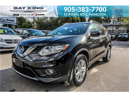 2016 Nissan Rogue SV (Stk: 193620A) in Hamilton - Image 1 of 26
