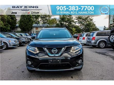 2016 Nissan Rogue SV (Stk: 193620A) in Hamilton - Image 2 of 26