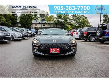 2017 Fiat 124 Spider Lusso (Stk: 187732A) in Hamilton - Image 2 of 23