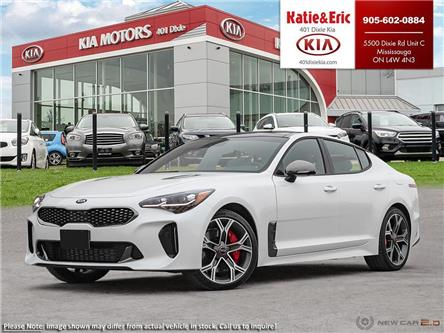 2019 Kia Stinger GT Limited (Stk: SG19025) in Mississauga - Image 1 of 24