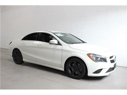 2015 Mercedes-Benz CLA-Class Base (Stk: 177557) in Vaughan - Image 1 of 21
