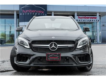 2018 Mercedes-Benz AMG GLA 45 Base (Stk: 19HMS990) in Mississauga - Image 2 of 20