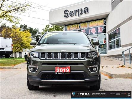2019 Jeep Compass Limited (Stk: P9177) in Toronto - Image 2 of 25