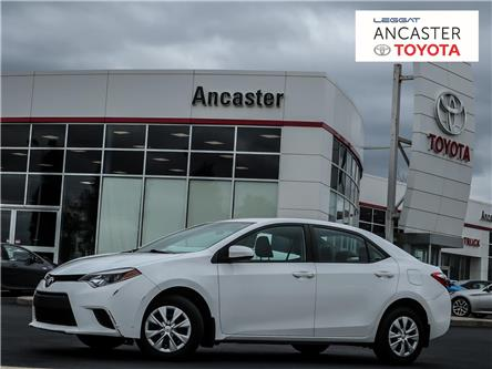 2014 Toyota Corolla LE ECO (Stk: 3878) in Ancaster - Image 1 of 27