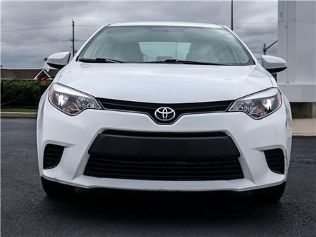 2014 Toyota Corolla LE ECO (Stk: 3878) in Ancaster - Image 2 of 27
