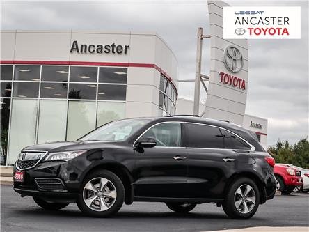 2016 Acura MDX Base (Stk: 3886) in Ancaster - Image 1 of 30