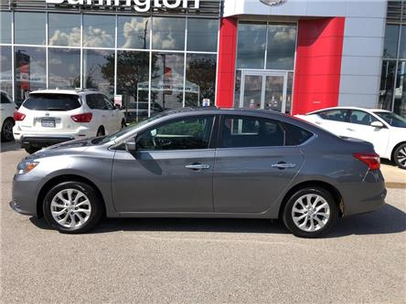 2017 Nissan Sentra SV (Stk: A6813) in Burlington - Image 2 of 19