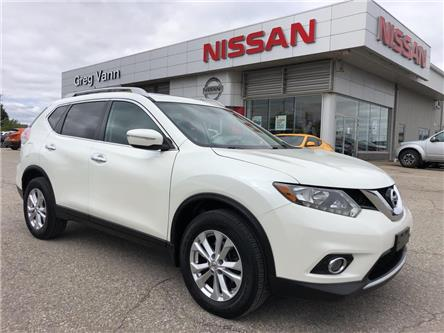 2015 Nissan Rogue SV (Stk: P2664) in Cambridge - Image 1 of 28