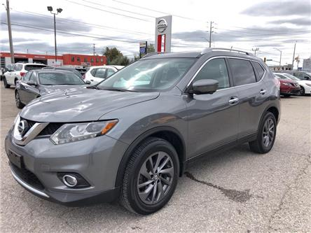 2016 Nissan Rogue SL Premium (Stk: P2662) in Cambridge - Image 2 of 29