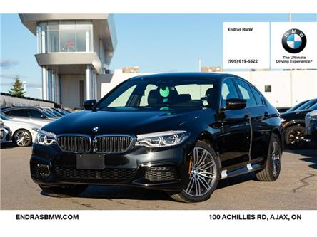 2020 BMW 530i xDrive (Stk: 52603) in Ajax - Image 1 of 22