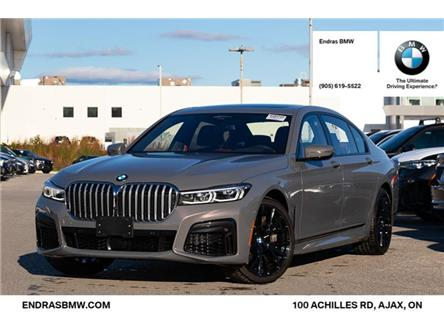 2020 BMW 750 Li xDrive (Stk: 70261) in Ajax - Image 1 of 22