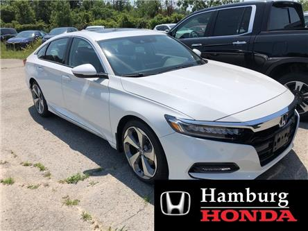 2019 Honda Accord Touring 2.0T (Stk: N5221) in Niagara Falls - Image 1 of 4