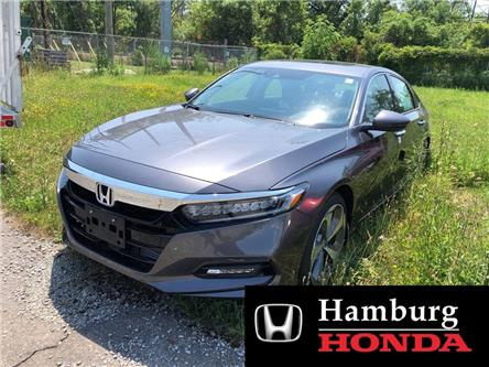 2019 Honda Accord Touring 1.5T (Stk: N5236) in Niagara Falls - Image 1 of 4