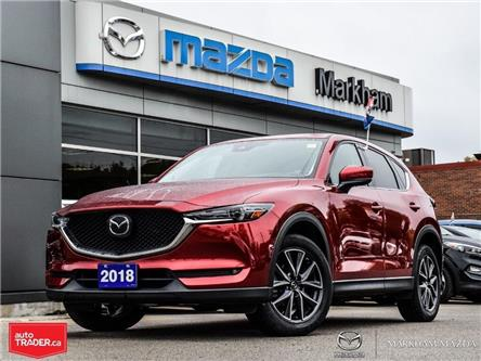 2018 Mazda CX-5 GT (Stk: N190771A) in Markham - Image 1 of 29