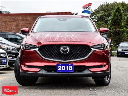 2018 Mazda CX-5 GT (Stk: N190771A) in Markham - Image 2 of 29
