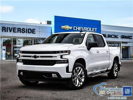 2019 Chevrolet Silverado 1500 RST (Stk: 19-273) in Brockville - Image 1 of 25
