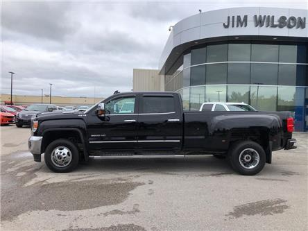 2019 GMC Sierra 3500HD SLT (Stk: 2019492A) in Orillia - Image 2 of 23